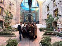 Экскурсия в Театр-музей Сальвадора Дали