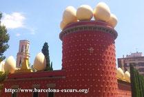театр-музей дали плюс каталонская венеция