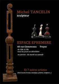 michel tancelin artiste exposition troyes sculpteur