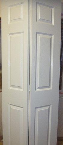 熊本市中央区〇様家の輸入室内ドア塗装。海外ドラマに良く出てくるおしゃれ輸入ドア