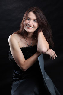 Jazzentiell - Sabine Olbing - Gesang (Foto: Sabine Olbing