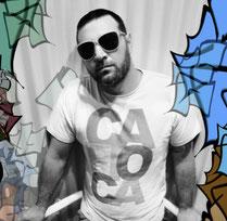 Akirovitch, street artiste, strasbourg, street art, couleurs, artistes strasbourgeois, calligraphie, calligraphe