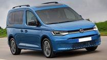 VW Caddy Zubehör