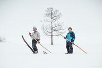 Un po' di neve, per favore, anche qui (foto J. Manley)