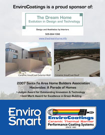 EnviroCoatings - The Dream Home 2007