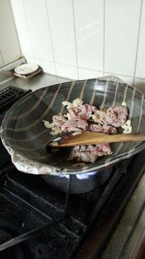 仲本律子 陶芸作家 女性陶芸家 茨城県笠間市 粉引作品 土鍋作品 土鍋料理 土鍋