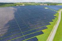 Les centrales photovoltaïques dévorent les forêts, comme celles d'ENGIE à Saucats en Gironde et à Martignas en Jalles par ENGIE.