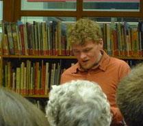 Rencontre lecture In Koli Bofane et Jean Muno à la Bibliothèque communale de Namur en collaboration avec la Librairie Papyrus