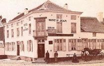 L'Hôtel des Colonnes en 1870