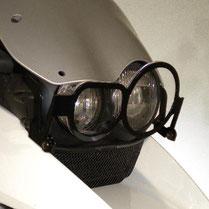 Scheinwerferschutz BMW R1150GS