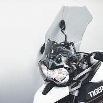 Windschilder Zubehör für Triumph Tiger Explorer 800 XCx und XRx
