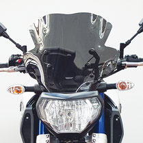 Windschilder Yamaha MT-09
