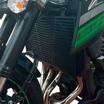 Kühlerschutzgitter Kawasaki Z800 & Z800e