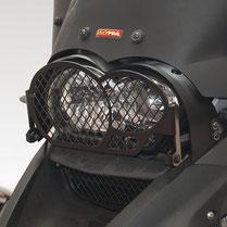 Scheinwerferschutz| Lampengitter | LED Blinkerschutz für R1200GS + Adventure