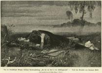 Es fiel ein Reif ..., WV 169, Illustrirte Zeitung, Bd. 101, Nr. 2632, 9. Dezember 1893, S. 688.