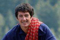Jean-Yves Fredriksen vient de rentrer dans la cour des plus grands alpinistes après son exploit aux Drus