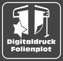 Digitaldruck und Folienplot