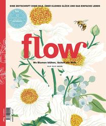 Flow Nummer 52 - Eine Zeitschrift ohne Eile, über kleines Glück und das einfache Leben