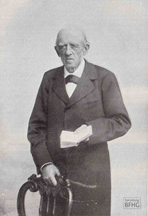 IMA.20.051 Heinrich Neviandt (1827-1901) (Studiofotografie, Ende 19. Jahrhundert) / © Sammlung BFHG