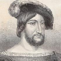 IMA.19.047 François I. (1494-1547) (Holzstich, ND [vrmtl. 1865]) / © Sammlung BFHG