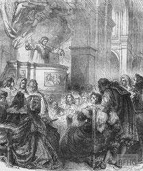 IMA.19.042 Louis Bourdaloue (1632-1704) (Holzstich, ND [vrmtl. 1865]) / © Sammlung BFHG