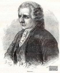 IMA.19.060 Jean-Jacques Rousseau (1712-1778) (Holzstich, ND [vrmtl. 1865]) / © Sammlung BFHG