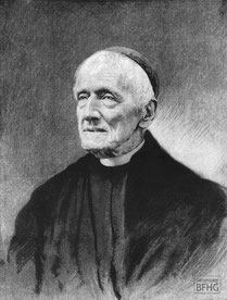 IMA.19.061 John Henry Newman (1801-1890) (Heliogravüre, 1889) / © Sammlung BFHG