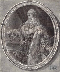 IMA.19.054 Ludwig XVI. (1754-1793) (Holzstich, ND [vrmtl. 1865]) / © Sammlung BFHG