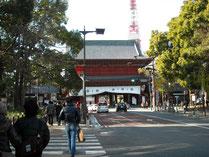 芝増上寺・三門