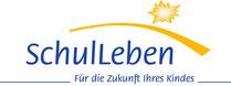 Logo: SchulLeben - Zentrum für individuelle Lernförderung
