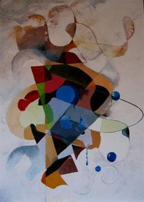 Le jongleur de couleurs