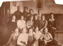 16.07.1938 г-учащиеся педкласса.