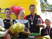 ÖM-Titel Triathlon an Eva-Maria UNGER