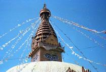 Stupa von Swayabhutnath
