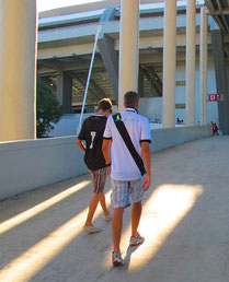 Jose und Vito Brandao
