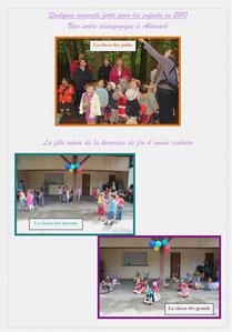 Quelques moments forts pour les enfants en 2010