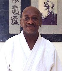 Frank Johnson, Sensei