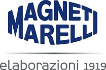 Mit einem Klick auf das Logo und Sie gehen auf die Magneti Marelli Seite