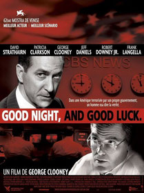 Affiche du film Good Night and Good Luck (DR)