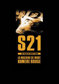 """Affiche du film """"S21, la machine de mort Khèmre rouge"""", de K. Panh (DR)"""