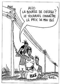 Dessin de Plantu paru dans Le Monde (DR)
