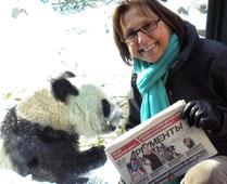 АиФ Европа: Интервью с директором венского зоопарка. Фото Barbara Feldmann, Tierpark Schönbrunn