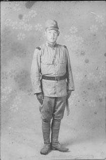 戦争の記憶 その2-2 野田暉行 Teruyuki Noda Memory of War