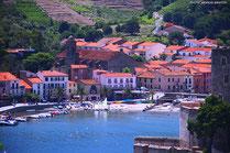 petit faubourg Collioure