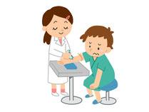 採血検査 迅速 しまだ耳鼻咽喉科医院 泉ヶ丘 堺