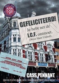 ICF, hooliganboeken, hooligans, Cass Pennant
