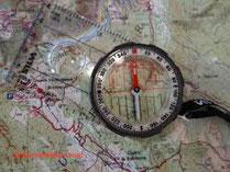 Initiation à la lecture de cartes topographiques