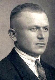 Wilhelm Faltin, ca. 1930