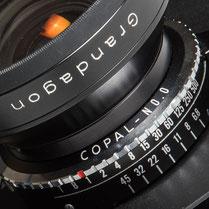 Großformatfotografie: Das Geheimnis der Verschlussgröße N 0.0. Foto: bonnescape