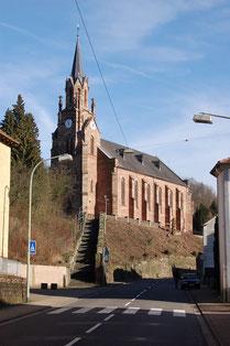 Pfarrkirche St. Johannes und Paulus Beckingen